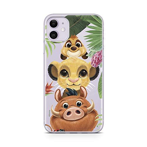 Original Disney Handyhülle Simba and Friends 003 iPhone 11 Phone Case Cover