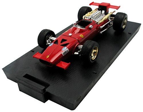 Brumm - R295 - Vehículo Ready - Modelo para la Escala - Ferrari 312 F1 - Prova Módena - Escala 1/43