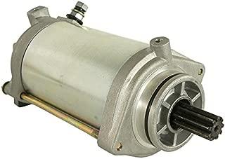 DB Electrical SMU0181 New Starter For Suzuki Motorcycle Vs750 Vl800 Vs800Gl Intruder Vx800 Vz800 ND128000-8161 128000-8160 128000-8161 410-52222 18787 SS-17 464013 31100-38A00 31100-38A01-H17