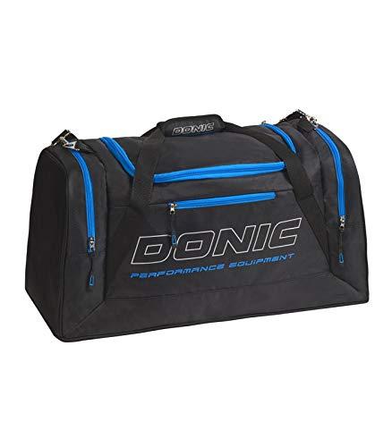 Donic – Tasche Sentinel Schwarz Blau Tischtennisplatte – Größe M