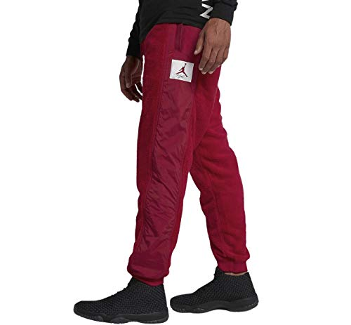 Nike Jordan Wings of Flight Pant Gr. S, rot