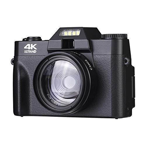 lizeyu 4K ad alta definizione 48 milioni di pixel, entry-level mirrorless fotocamera digitale, home travel camera con WIFI, fotocamera compatta