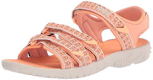 Teva Unisex Tira Open teen sandalen voor kinderen