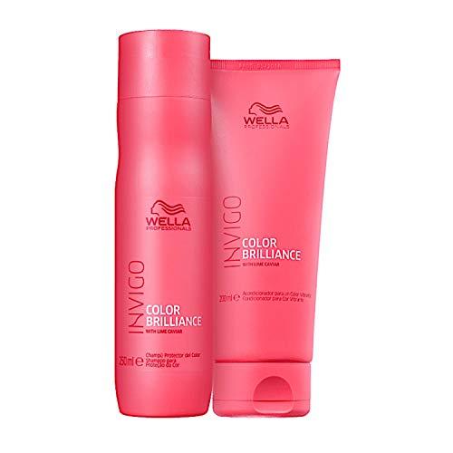 Kit Wella Professionals Invigo Color Brilliance (Shampoo e Condicionador)
