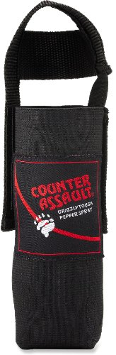Counter Assault Universal Belt Holster with Touch Closure