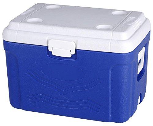 JXS koelbox met hoge prestaties, drankkoelkast, kampeerpicknick, koelkast kan 60L (EPS) onderdak bieden