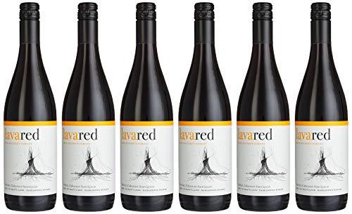 Damianitza No Man\'s Land Lava Red 2018 Bulgarien Wein trocken (6 x 0.75 l)
