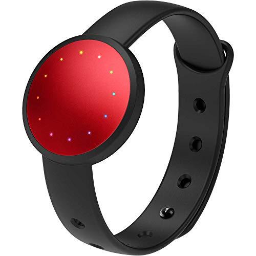 Misfit Wearables Shine 2– Pulsera Deportiva para Seguimiento de Actividad, Color Rojo
