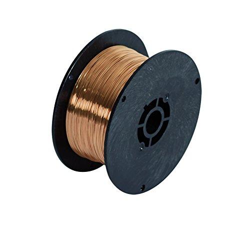 Telwin - Filo bobina di rame per la saldatura di cu al 8 a ~ 0,8 (0,8 kg)