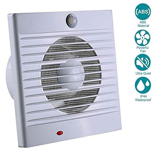 150 mm Ventilador silencioso de un extractor de baño – Volumen de aire: 320m³ / h - 18W