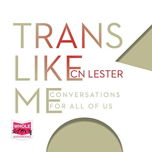 Trans Like Me cover art