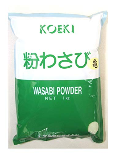 交易食品 粉わさび (亀) (業務用) 1kg