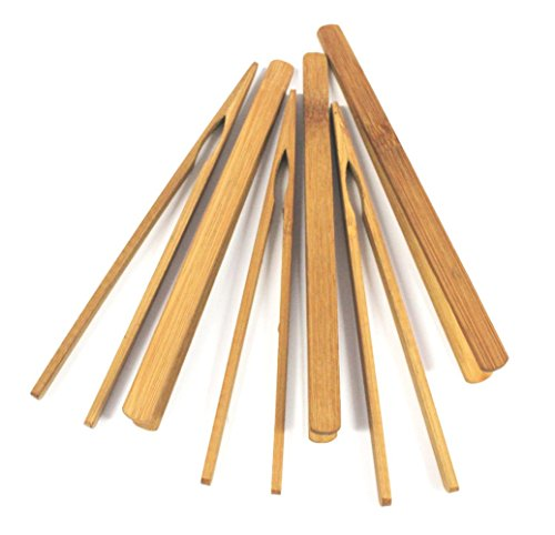 TomYang - Zangen aus natürlichem Bambus