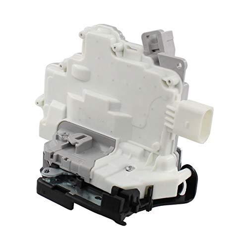 XtremeAmazing Front Right Passenger Side Door Lock Actuator Compatible with VW Passat Touareg 8J1837016A 3C1837016A
