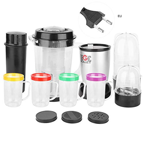 Keuken food processor kit, multifunctionele blender juicer extractor Keuken food processor kit voor sap milkshake(#1 110-240V)