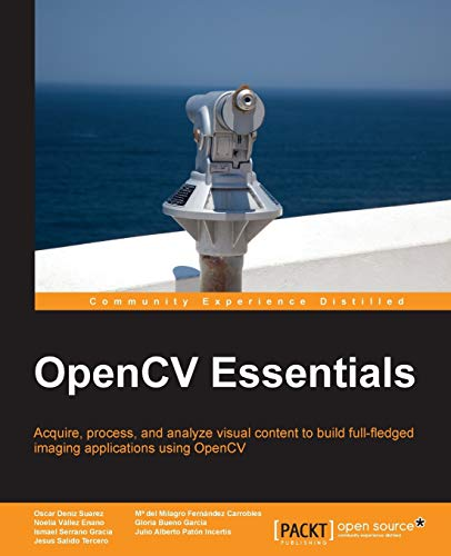 OpenCV Essentials (English Edition)