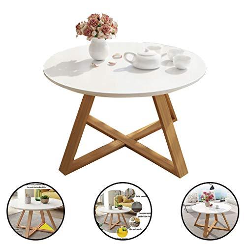 Lapdesks Salontafel, kleine theetafel, creatieve startskant, kleine woning, theetafel, eenvoudige hoektafel voor in de woonkamer, balkon, vensterbank, slaapkamer, home computer tafel