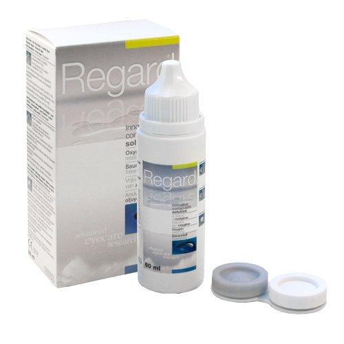 Regard Kombilösung - Reiseset - 2 x 60ml + 2 Linsenbehälter