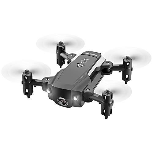 Mini Drohne,Faltbar Drohne,360 Grad Flip / Geschwindigkeitseinstellung,HD Langlebige mit für Kinder Luftbildfotografie