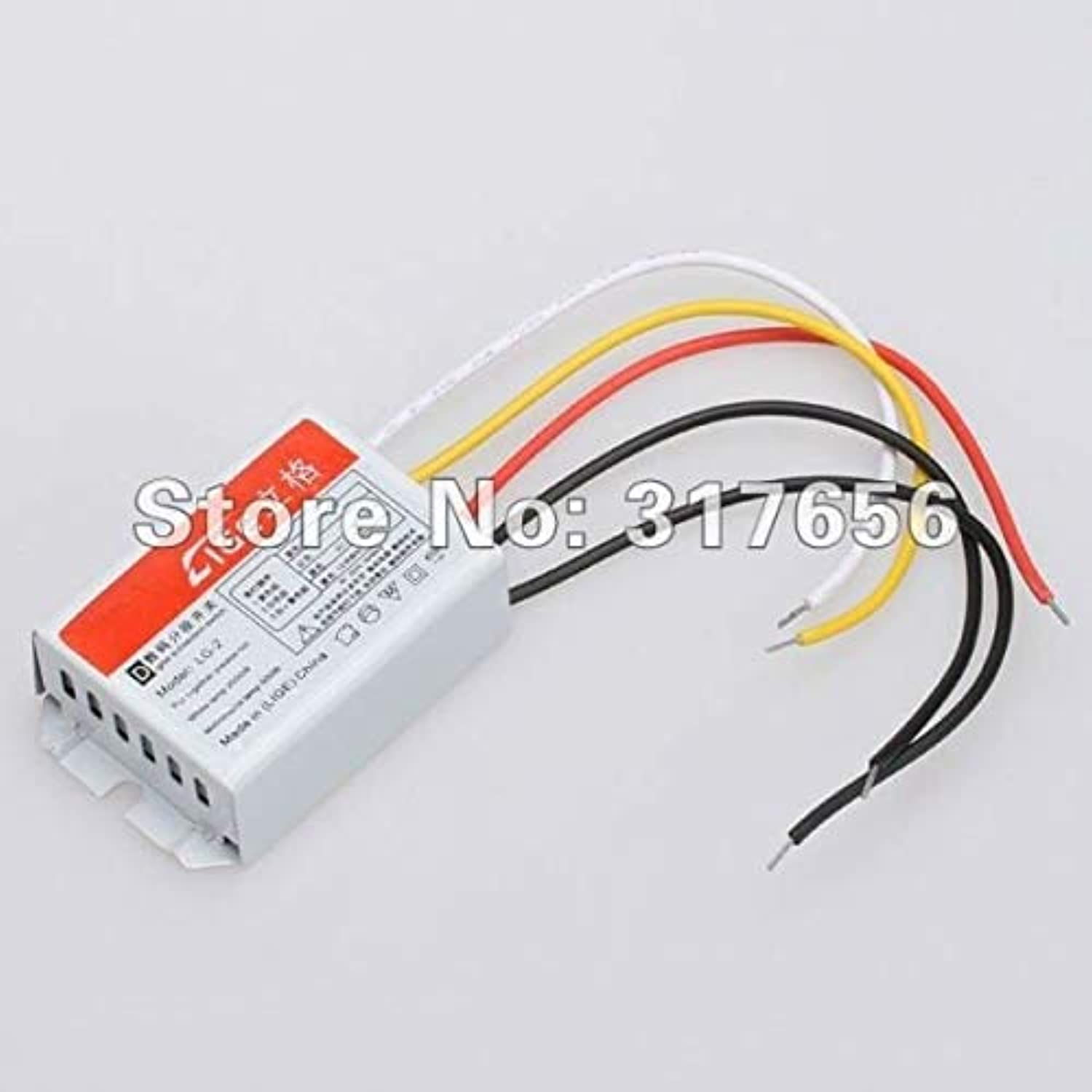,Digital Subsection Switch 2 Way 3 Section Lighting Control Switch for Ceiling lamp, Hanging lamp, Porch Light, etc