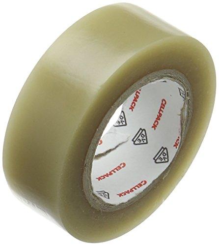 Cellpack 1458091280,15–19–10, Nastro D Elektrische Isolierung PVC, transparent
