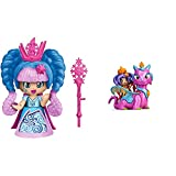 Pinypon Pack 4 Queens, Muñeca Figuras Reinas, Juguete (Famosa 700015821) + Pack 4 Queens, Muñeca Figuras Reinas, Juguete (Famosa 700015821)