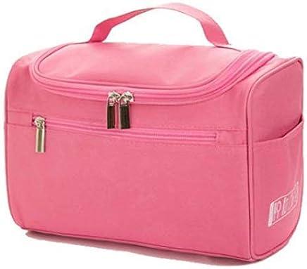 Ardith Multifunctional Travel Toiletry Bag Extra Large Makeup Organiser Cosmetic Case Household Grooming Kit Storage Travel Kit Pack with Hook, Toiletry Bag for Women Travel, Toiletry Bag for Men