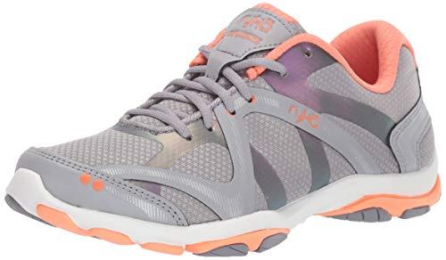 Ryka Women's Influence Cross Training Shoe, Sleet, 10.5 M US