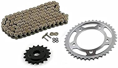 Cycle ATV - O Ring Chain & Sprocket fits Honda Shadow Spirit ACE Deluxe VT750 DC C CD CD2 750