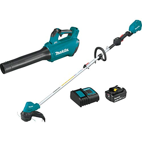 Makita Lithium-Ion Brushless Cordless XT286SM1 18V LXT 2-Pc. Combo Kit (4.0 Ah)