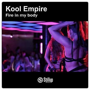 Fire in my body