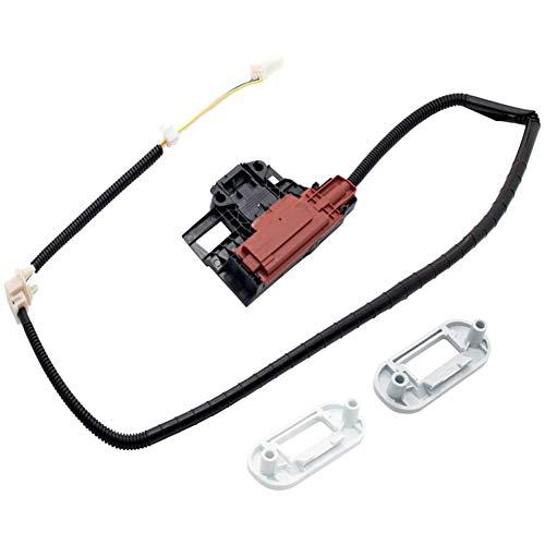 Huante W10404050 - Conmutador de pestillo de bloqueo para lavadora Kenmore sustituye a W10238287 W10404050VP W10744659