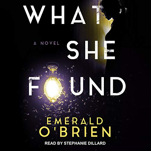 What She Found cover art