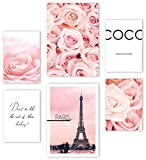 Mia Félice Premium Poster Set » Coco « 2x A3 | 4x A4 -
