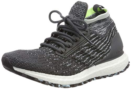 adidas Damen Ultraboost All Terrain W Laufschuhe, Grau (Grey/Carbon/Blue Tint 0), 39 1/3 EU