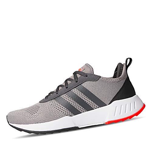 adidas Herren PHOSPHERE Sneaker, Gripal/Grisei/Negbás, 43 1/3 EU