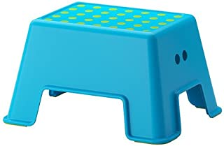 IKEA Step Stool, Blue