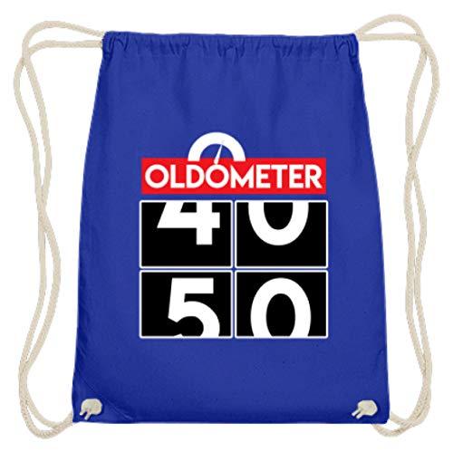 Desconocido Oldometer 40 50 - Velocímetro de algodón, color, talla 37cm-46cm