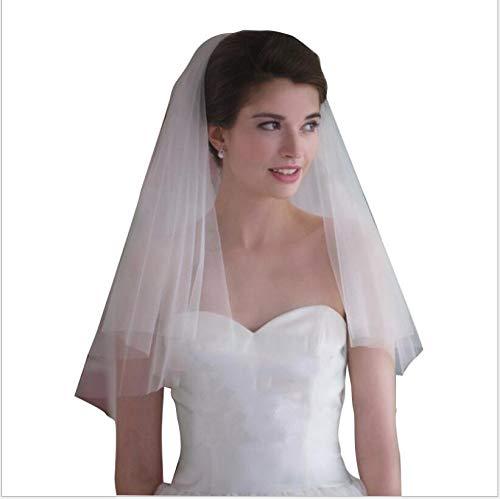 Cathercing - Peinetas para novia, diseño de hojas de flores artificiales, para bodas, bailes de graduación