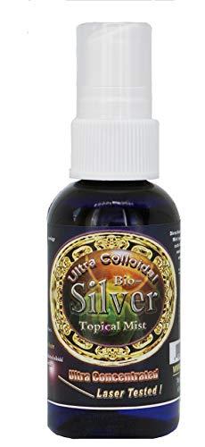'Bio-Silver' Ultra Colloidal Silver Spray, 240 ppm, 2 oz (59.14 ml)