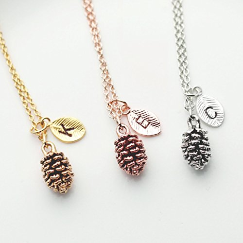Top pinecone necklace sterling for 2021