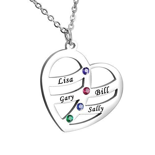 Le collier avec gravure personnalisé
