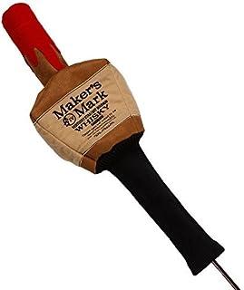 "Maker""s Mark Whiskey Bourbon Golfschlägerhaube"