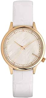 Komono Women's W2700 Watch White