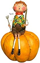 Kinks & Quirks Peter Pumpkin Eater Figurine by Lori Mitchell New