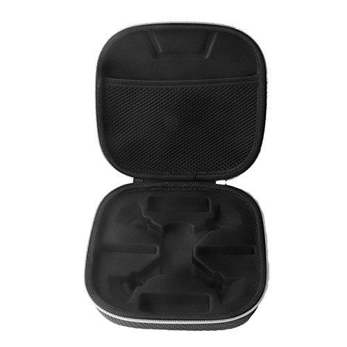 X-Best Tello Tragetasche Tello Drohne, tragbar, Karbonfaser, Polyurethan, DJI Tello Drohne, Eva-Aufbewahrungstropfen, Kratzfestigkeit, Abriebfestigkeit, Haltbarkeit und tragbare Tasche