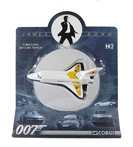 Corgi - TY95802 - Navette spatiale en Métal James Bond - \