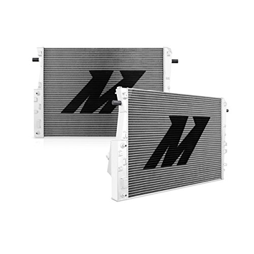 Mishimoto MMRAD-F2D-08V2 Performance Aluminum Radiator Compatible With Ford 6.4 Powerstroke 2008-2010