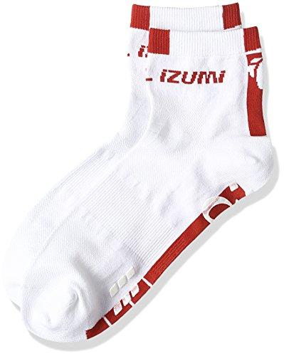 『(パールイズミ)PEARL IZUMI サイクリング ソックス アタック レーシングソックス 47[メンズ] 10 ブラック M』のトップ画像
