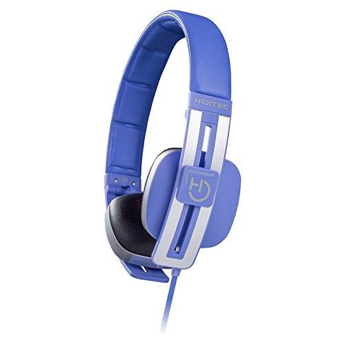 Hiditec | Auriculares con Cable Wave | Cascos Color Lila para PS4,...